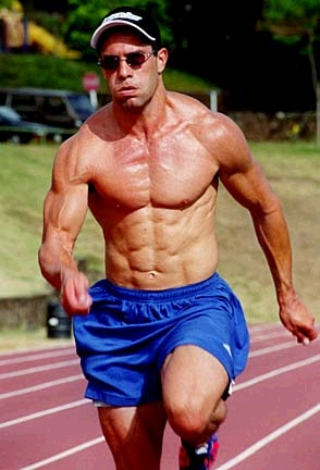 How to get a sprinters physique