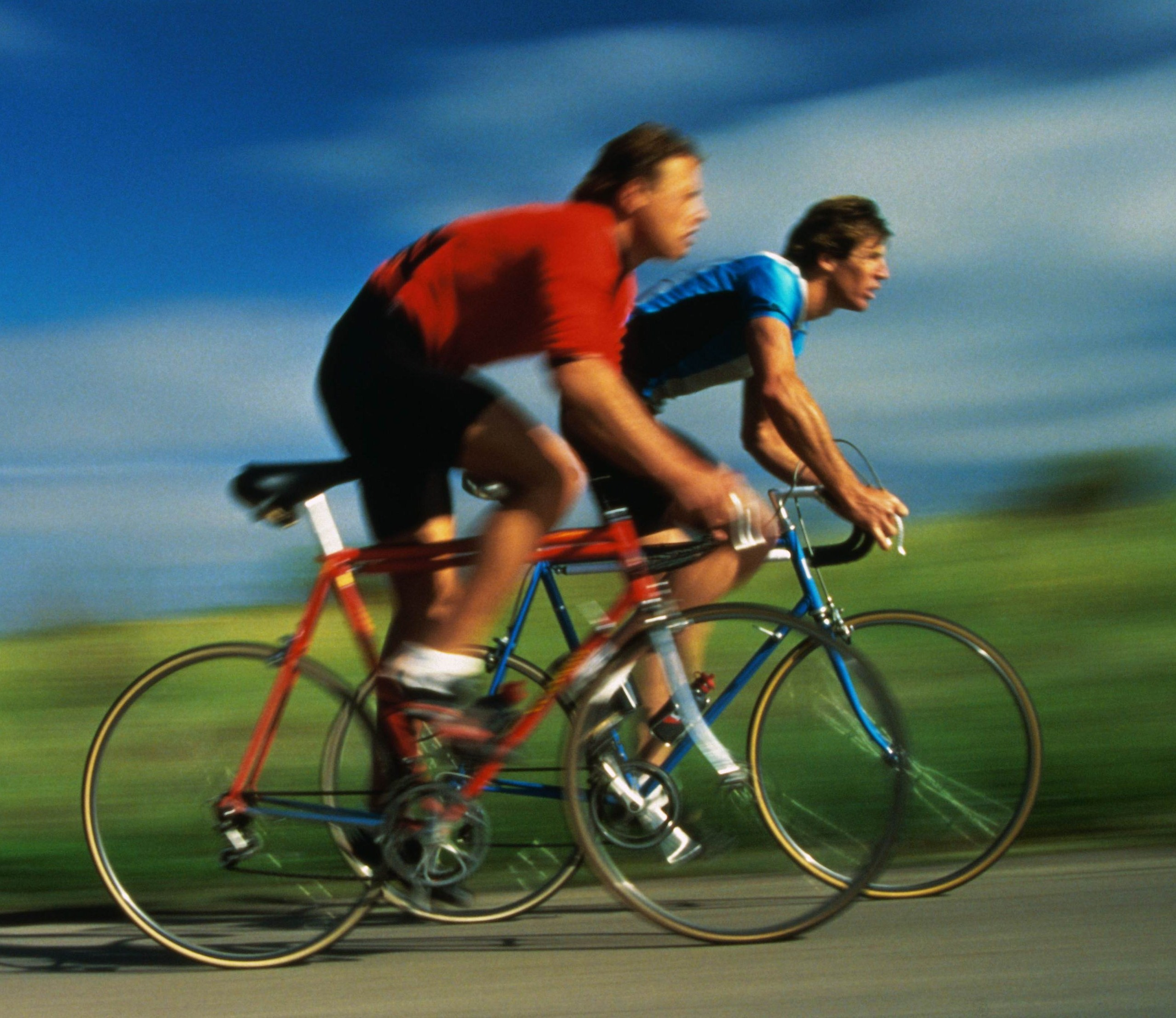 """Ideal Shape"": Studies Show That Bicycle Racers Have Lower ..."