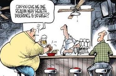 obesity and smoking
