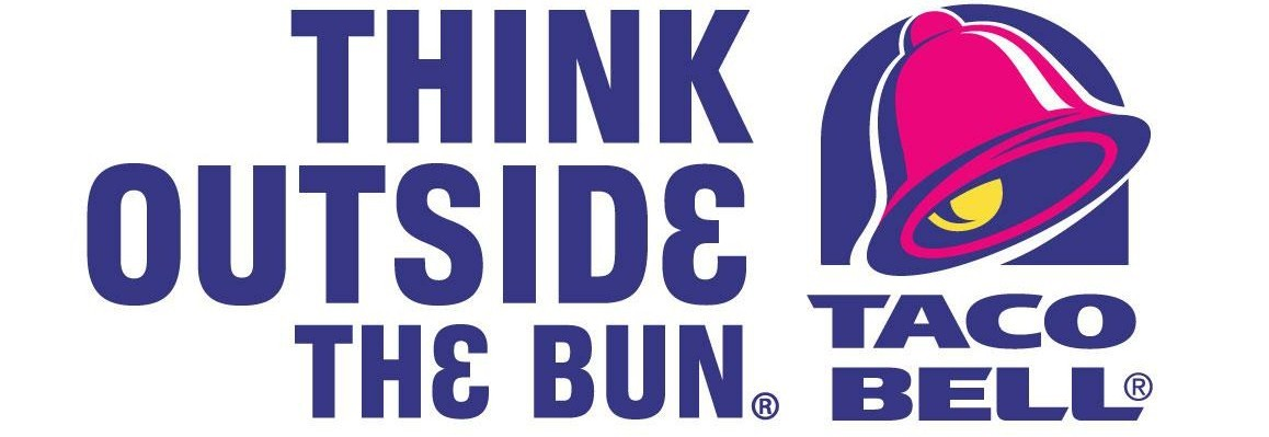Ideal Diet     Taco Bell Rolls Out The    Drive-Thru Diet    Which    Taco Bell Logo Png